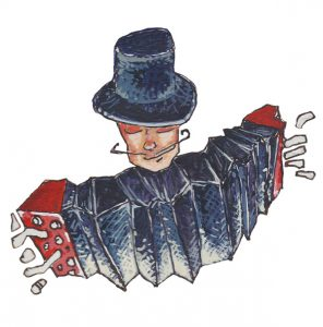 dessin-chapeau-accordeon