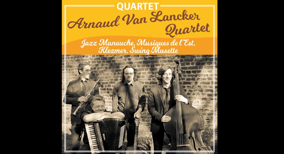 arnaud-van-lancker-quartet
