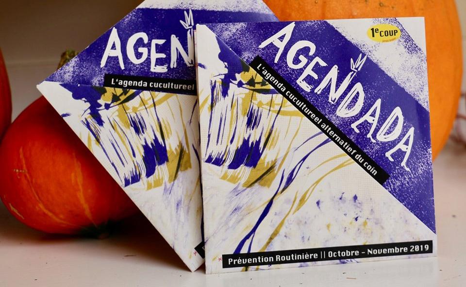 L'AGENDADA, un nouveau venu à Tournai